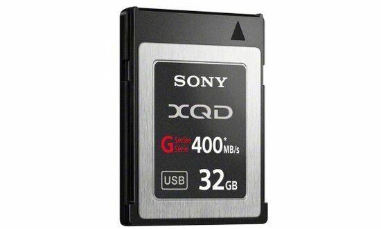 Sony 32GB XQD G serie