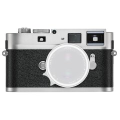Leica M Monochrom Body Zilver Chrome