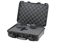 Nanuk 910 Case Zwart Plukschuim