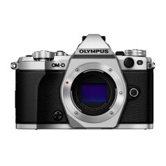Olympus E-M5 Mark II Body Zilver