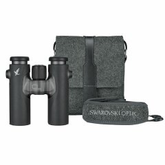 Swarovski CL Companion 8 x 30 Antraciet met Northern Lights Accessory Package