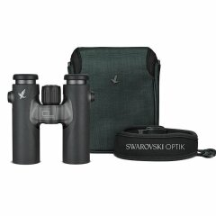 Swarovski CL Companion 10 x 30 Antraciet met Wild Nature Accessory Package