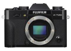Fujifilm FinePix X-T20 Body Zwart