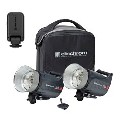 Elinchrom ELC Pro HD 1000 To Go 2.0 Set