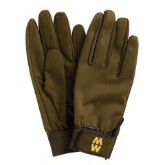 MacWet Climatec Long Sports Gloves Green - maat 8,5