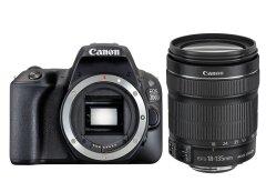 Canon EOS 200D Zwart + 18-135 IS STM