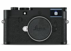 Leica M10-P Body Black Chrome