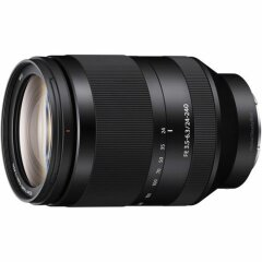 Sony 24-240mm f/3.5-6.3 OSS FE-Mount