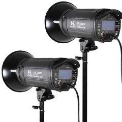 Falcon Eyes LED Lamp Set Dimbaar LPS-1000TD met statief