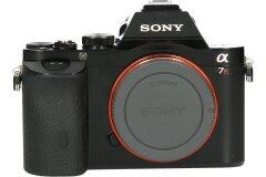 Tweedehands Sony A7r Body  Sn.:CM8637
