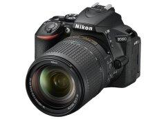 Nikon D5600 zwart - Body + 18-140 VR