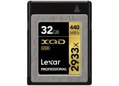 Lexar XQD 2.0 Pro 2933x - 32GB