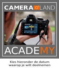 Snelcursus Camera-instellingen - testcursus