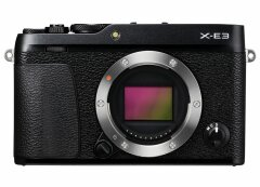 Fujifilm X-E3 Body Zwart