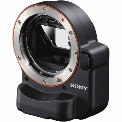 Sony LA-EA4 35MM FF Amount Lens adapter + translucent Mirror