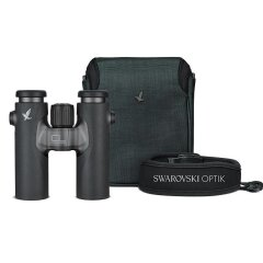 Swarovski CL Companion 8 x 30 Antraciet met Wild Nature Accessory Package