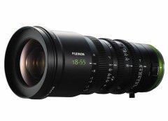 Fujifilm MKX 18-55mm T2.9 Cine X-mount