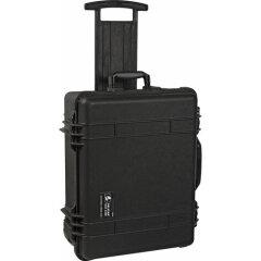 Peli Case 1560 Black 51,7x39,2x22,9cm (plukschuim interieur)