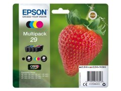 Epson 29 Multipack Zwart / Cyaan / Geel / Magenta (T29864012)