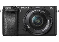 Sony A6300 Zwart - Body + 16-50