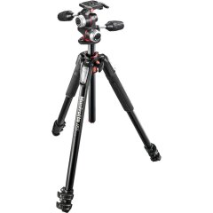 Manfrotto MK055XPRO3-3W Alu Kit Inc.l MH-XPRO3W