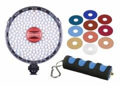 Rotolight NEO 2 LED lamp + GRATIS handgrip en Kleurfilter set
