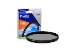 Phottix Circulaire Polarizer Slim Filter - 55mm