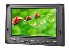 "CAME-TV 501-HDMI 5"" On-Camera Field HD Monitor"